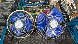 Вентилятор кабіни для сільгосптехніки 12V