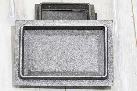 Чавунні дверцята піддувальні 210х130 мм, фото 2