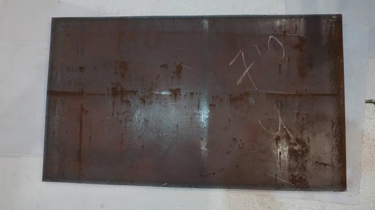 Плита стальная печная  глухая 410х710 мм, фото 2