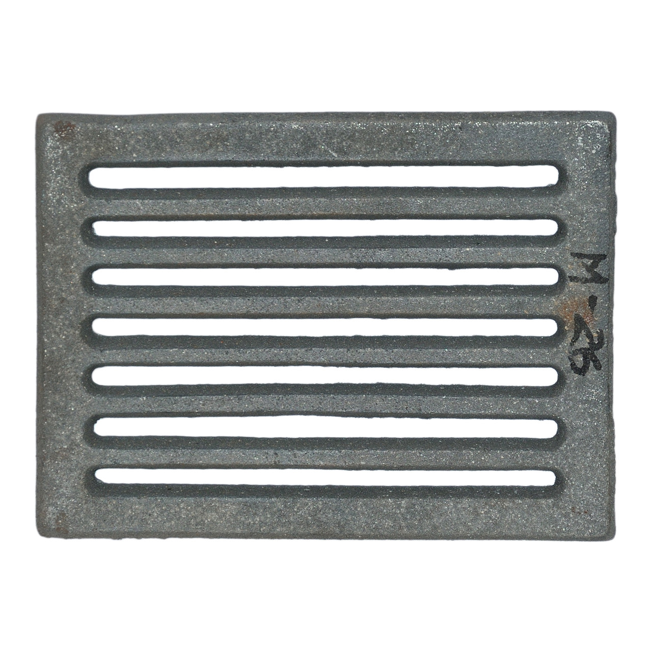 Решетка чугунная для печи   225х165 (8 рядов)