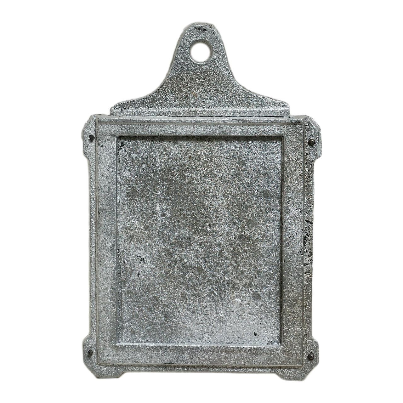 Шибер (заслінка, засувка) алюмінієвий (300х260мм)