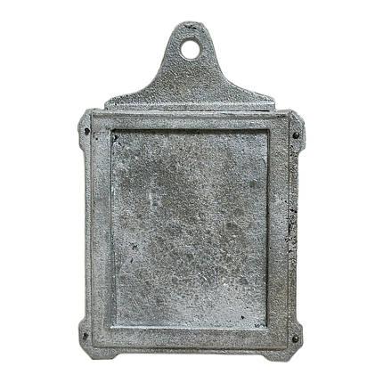 Шибер (заслінка, засувка) алюмінієвий (300х260мм), фото 2