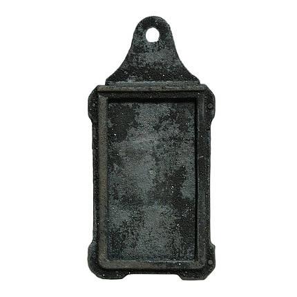 Засувка димоходу чавунна (150х250мм), фото 2