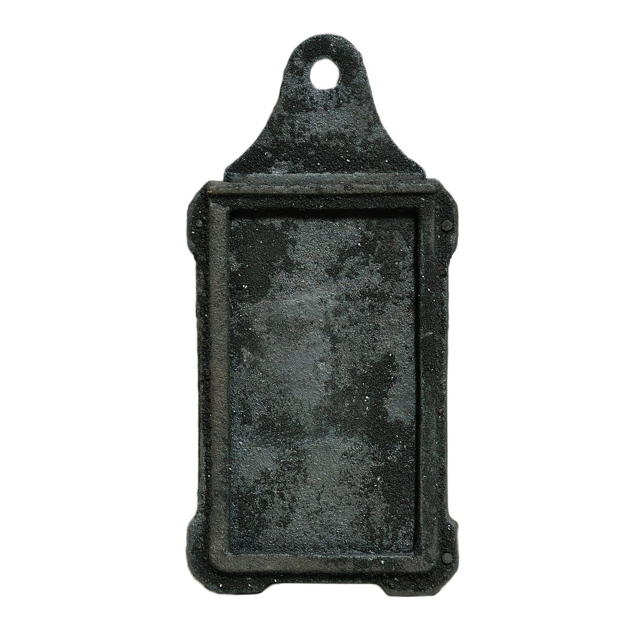 Засувка димоходу чавунна (150х250мм)