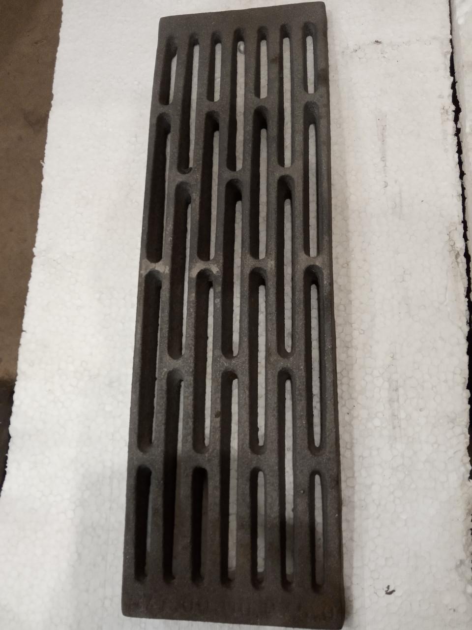 Решетка (М) 616мм х 190мм (15,3кг)