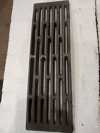 Решетка (М) 616мм х 190мм (15,3кг), фото 2