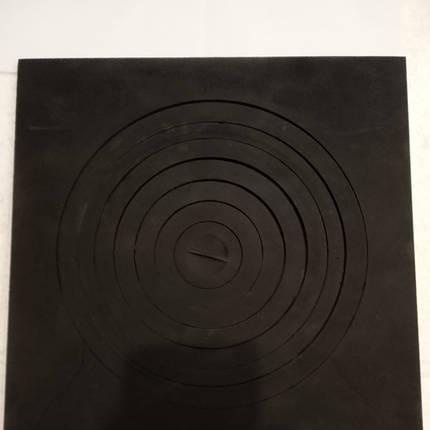 Плита під казан 55х55 см 7 кілець, фото 2