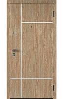 Профильная входная дверь zimen в квартиру / AL-1