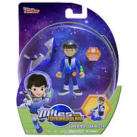 "Фигурка ""Майлз с другой планеты"" - Майлз со звездолет / Miles From Tomorrowland 3 inch Figure-Super Stellar, фото 1"