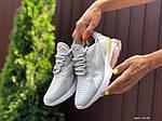 Женские кроссовки Nike Air Max 270 (серо-розовые) 9645, фото 3