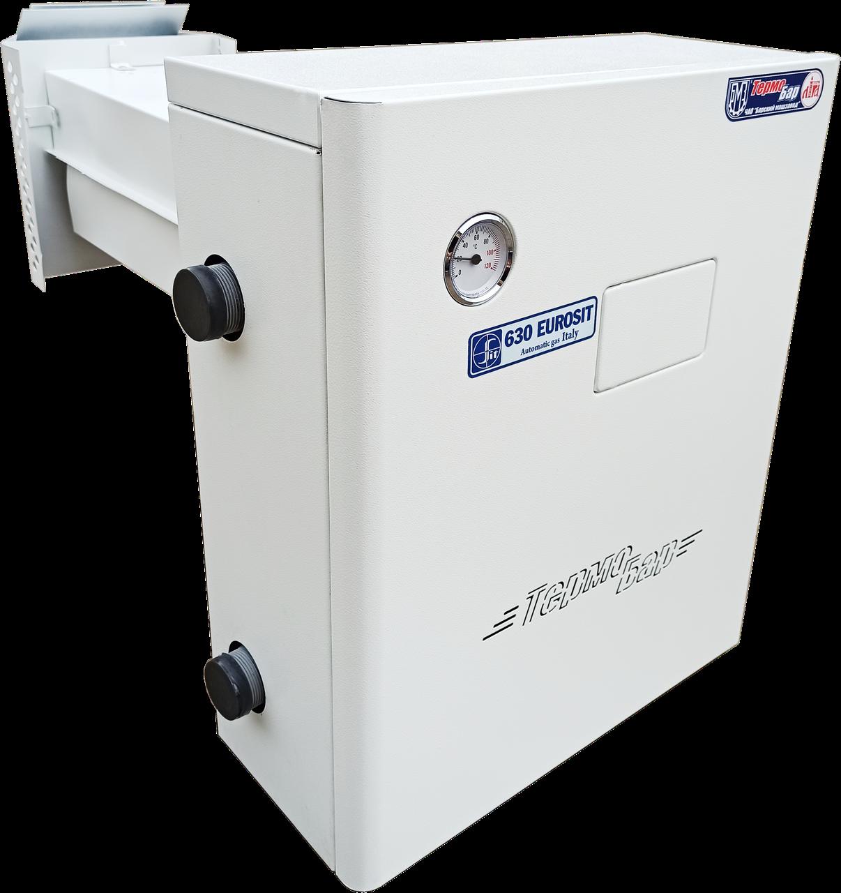 Газовый котел ТермоБар двухконтурный бездымоходный КС-ГВС-10S