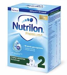 Nutrilon 2 (Нутрилон 2) от 6 до 12 мес. 600 г. сухая молочная смесь