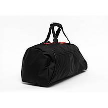 Сумка-рюкзак (2в1) с красным логотипом Adidas Boxing (черный, ADIACC052B), фото 3