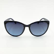 Солнцезащитные очки с поляризацией Burberry синие