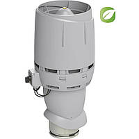 Вентилятор FLOW ECo 125P (ECo 190) Вентилятор VILPE Светло-серый