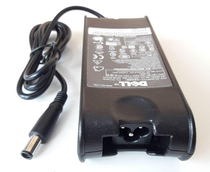Блок Питания DELL 19.5v 4.62a 90W штекер 7.4 на 5.0 (ОРИГИНАЛ) Зарядка Адаптер для Ноутбука