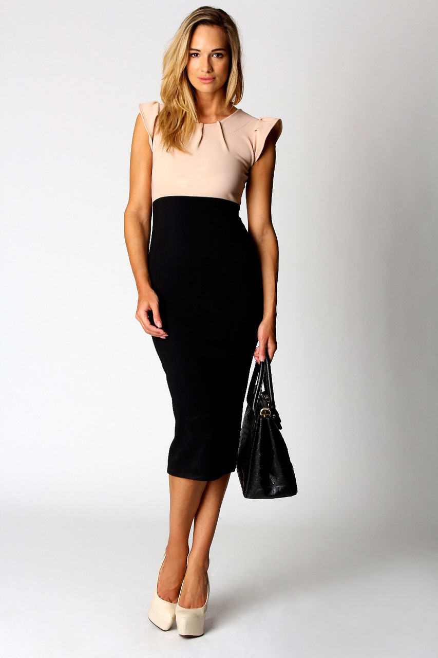 Деловое  платье, фото 1