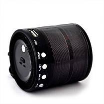 Портативная bluetooth колонка MP3 WS-887 Black, фото 2