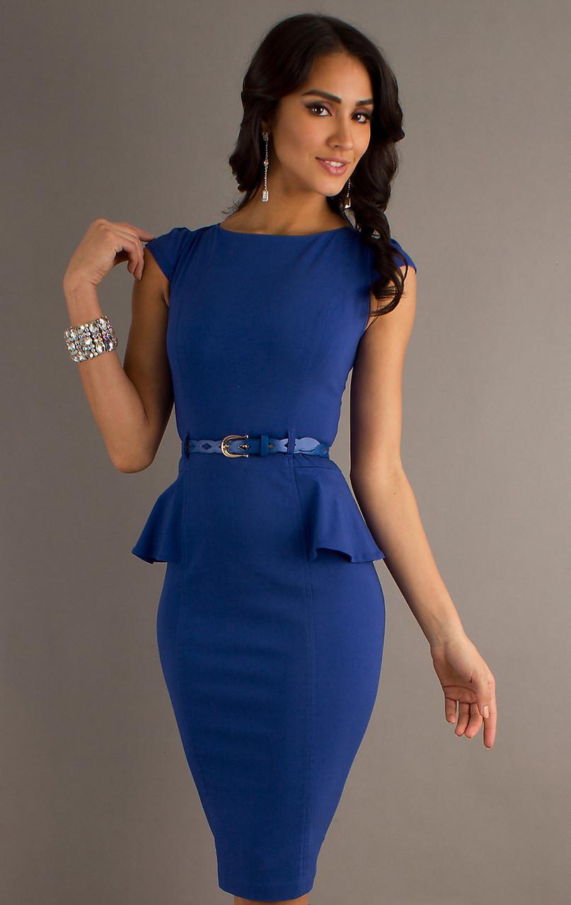 Деловое платье от Lusien, фото 1