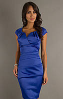 Коктейльное оригинальное платье от Lusien, фото 1