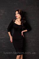 Стильное вечернее платье от украинского производителя 136
