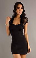 Вечернее короткое платье Miss Lusien от производителя, фото 1