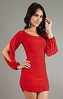 Милое мини платье Miss Lusien от производителя оптом и в розницу