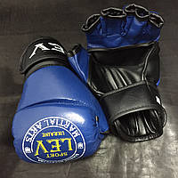 Перчатки кожаные ЛЕВ Free Fight (М1) р. М