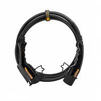 Зарядний кабель ChargeU Pro 40A Type2 (Mennekes) — Type1 (J1772)