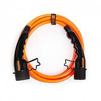Зарядний кабель ChargeU Pro 40A Type2 (Mennekes) — Type2 (Mennekes) 22kW