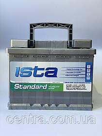 Аккумулятор 60Ah-12v ISTA Standard зал. (242х175х190), L, EN 540