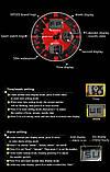 Мужские EPOZZ (S-Shock) спортивные часы, фото 9