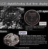Мужские EPOZZ (S-Shock) спортивные часы, фото 3