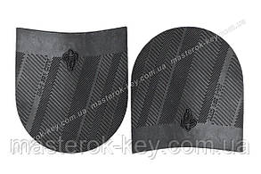 Набойки формованные MICHELIN Франция XA001 CITY размер 42-44 цвет черный