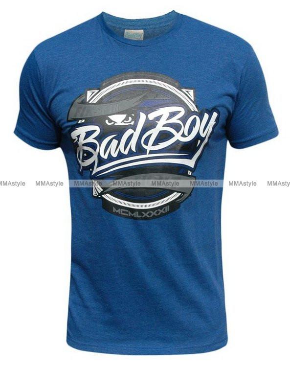 Футболка Bad Boy Showdown Tee - Blue