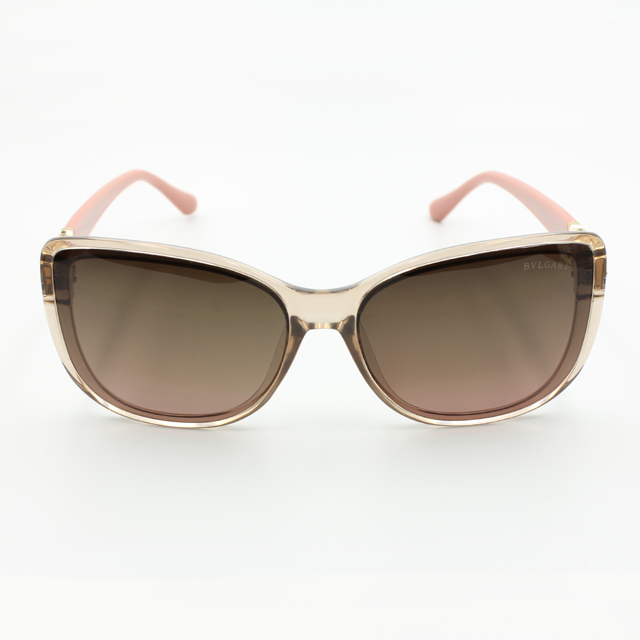 Стильные очки с поляризацией cолнцезащитные коричневые
