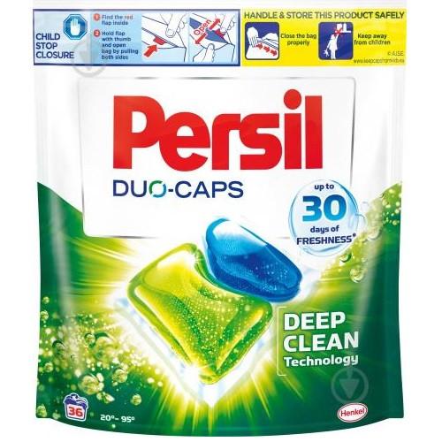 Капсулы для стирки Persil Duo-Caps Deep 36 шт