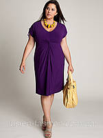 Легкое  платье Royal Lusien большого размера, фото 1