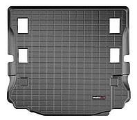 Резиновые коврики WeatherTech в багажник для авто Jeep Wrangler 2014+