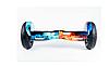 ГИРОСКУТЕР SMART BALANCE PREMIUM PRO 10.5 дюймов Wheel Огонь и лед TaoTao APP автобаланс, гироборд Гіроскутер, фото 4