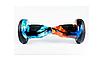 ГИРОСКУТЕР SMART BALANCE PREMIUM PRO 10.5 дюймов Wheel Огонь и лед TaoTao APP автобаланс, гироборд Гіроскутер, фото 2