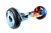 ГИРОСКУТЕР SMART BALANCE PREMIUM PRO 10.5 дюймов Wheel Огонь и лед TaoTao APP автобаланс, гироборд Гіроскутер, фото 3