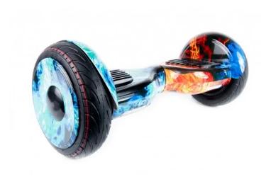 ИРОСКУТЕР SMART BALANCE PREMIUM PRO 10 дюймов Wheel Розовый космос TaoTao APP автобаланс, гироборд