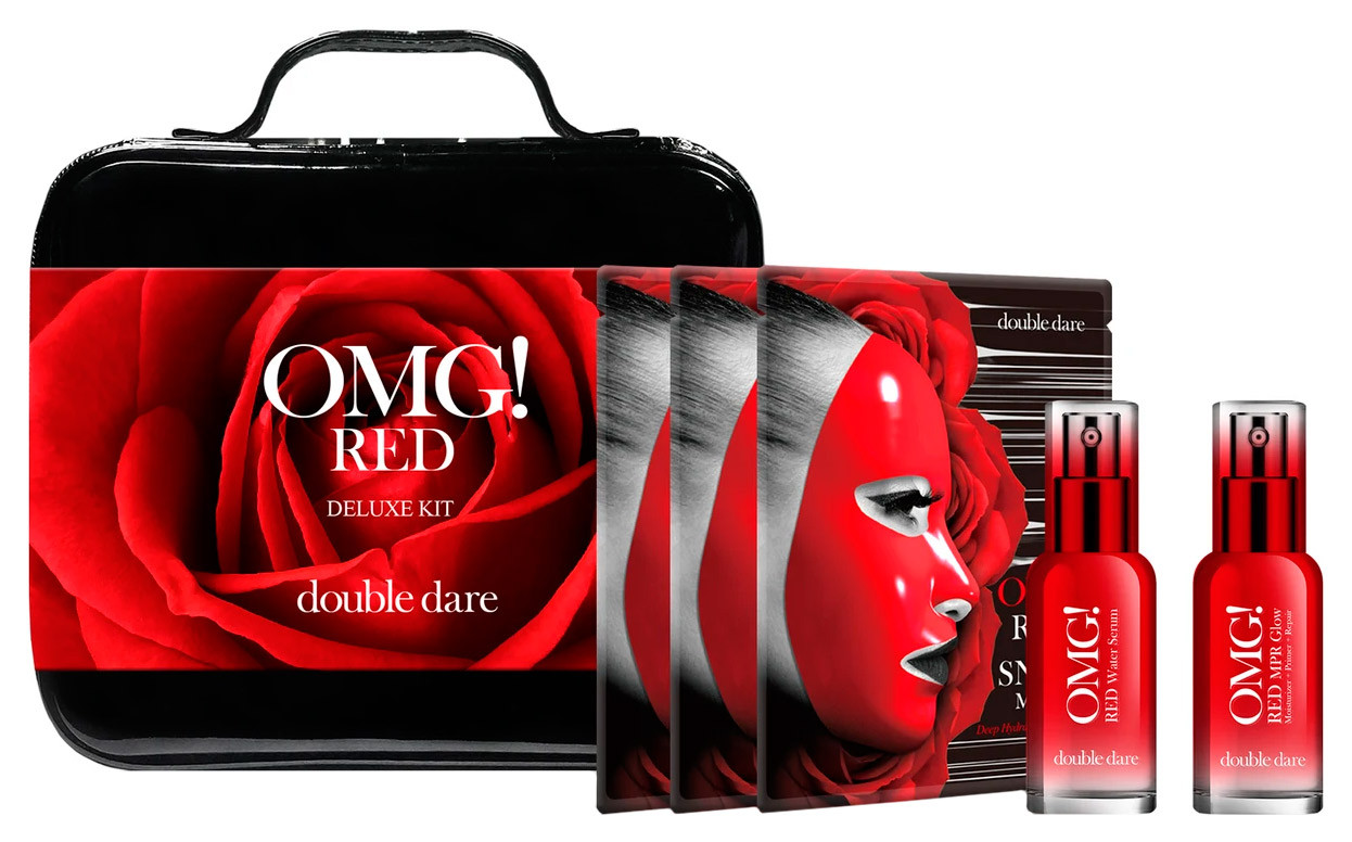 Набір Double Dare OMG! Red Deluxe Kit