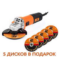 Кутова шліфувальна машина Tex.AC ТА-01-430