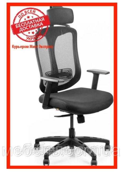 Офисный стул Barsky BCel_chr-01 Corporative Elegant, сетка