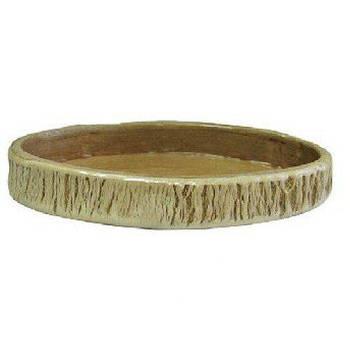 Кормушка-поилка Природа для грызунов керамика, маленькая