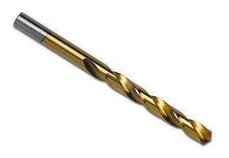 Сверло по металлу Атака 1.3мм титан (10 шт.)