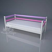 """Кровать детская  """"Цветочная поляна - Классик"""", фото 1"""