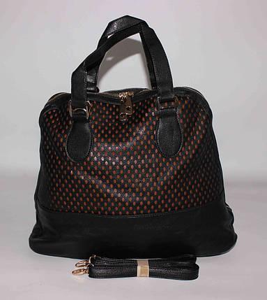 Женская сумочка Roberto Milotti 124-322B, фото 2